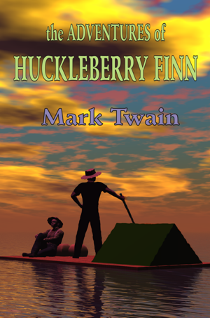 an analysis of the novel the adventures of huckleberry finn by mark twain in missouri