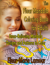 The Fleur Mandala Coloring Book