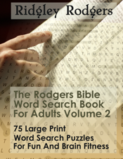 The Rodgers Bible Word Search Book