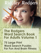 The Rodgers Word Search Book